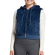 CALIA by Carrie Underwood Women's Faux Fur Vest