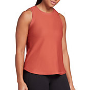 CALIA by Carrie Underwood Women's High-Low Mesh Tank Top