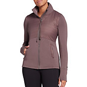 CALIA by Carrie Underwood Women's Mixed Media Jacket
