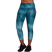 CALIA by Carrie Underwood Women's Energize Mid-Rise Printed 7/8 Leggings