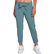 CALIA by Carrie Underwood Women's Journey Self Belt Ankle Pants