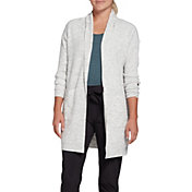 CALIA by Carrie Underwood Women's Waffle Duster Cardigan (Regular and Plus)