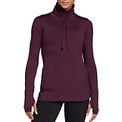 CALIA by Carrie Underwood Women's Cold Weather Compression Long Sleeve Shirt