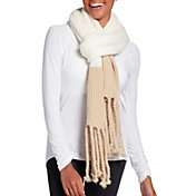 CALIA by Carrie Underwood Women's Rib Knit Blanket Scarf