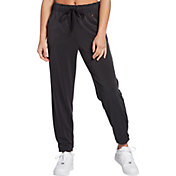 CALIA by Carrie Underwood Women's Journey Sandwash Pleated Cuff Jogger Pants