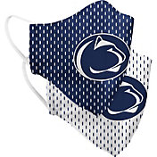 Colosseum Adult Penn State Nittany Lions 2-Pack Face Coverings