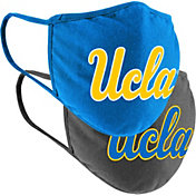 Colosseum Adult UCLA Bruins 2-Pack Face Coverings