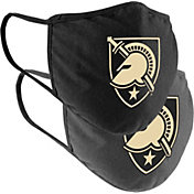 Colosseum Adult Army Black Knights 2-Pack Face Coverings