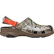 Crocs Adult Classic All Terrain Realtree Edge Clogs