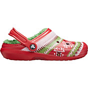 Crocs Adult Classic Lined Holiday Clogs
