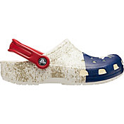 Crocs Adult Classic Texas Flag Clogs
