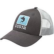 Costa Del Mar Men's Marlin Waves Trucker Hat