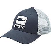 Costa Del Mar Men's Tuna Waves Trucker Hat