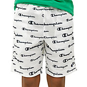 Champion Boys' Heritage Allover Print Mesh Shorts