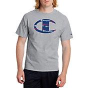 Champion Men's Big C Script T-Shirt