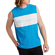 Champion Men's Colorblock Muscle T-Shirt