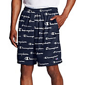 Champion Men's Classic Print Mesh Shorts