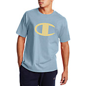 Champion Men's Classic Graphic Script Big C T-Shirt