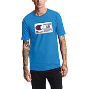 Champion Men's Heritage Jock Tag T-Shirt