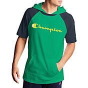 Champion Men's Midweight Short Sleeve Hoodie
