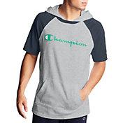 Champion Men's Midweight Short Sleeve Hoodie