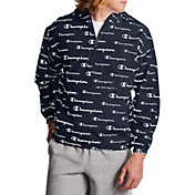 Champion Men's Packable All Over Print Jacket