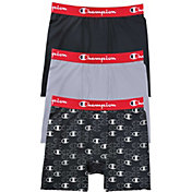 Champion Men's Everyday Comfort Lightweight and Breathable Boxer Brief