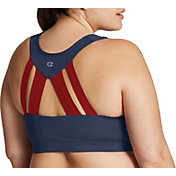 Champion Women's Plus Size Absolute Strappy Sports Bra
