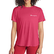 Champion Women's Classic Left Chest Short Sleeve T-Shirt