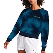 Champion Women's Campus French Terry Crew Pullover