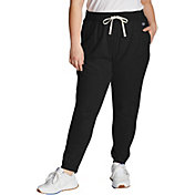 Champion Women's Plus Size Campus French Terry Joggers