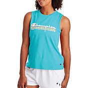 Champion Women's Muscle Tank Top