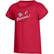 Champion Women's Cincinnati Bearcats Red University T-Shirt