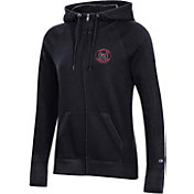Champion Women's South Carolina Gamecocks University Full-Zip Black Sweatshirt