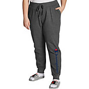 Champion Women's Plus Powerblend Graphic Jogger