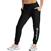 Champion Women's Powerblend Graphic Joggers