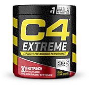 Cellucor C4 Extreme Pre-Workout Fruit Punch 30 Servings