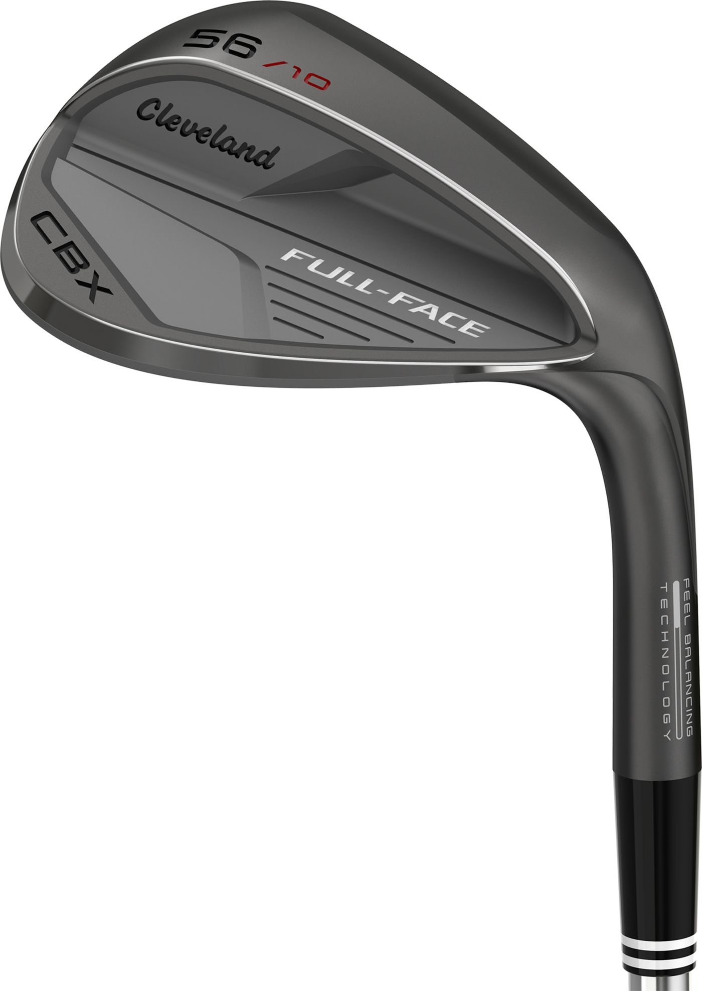 Cleveland CBX Full-Face Wedge – (Steel)