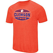Colosseum Men's Clemson Tigers Orange Jenkins T-Shirt