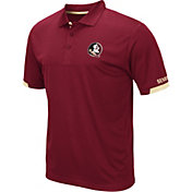 Colosseum Men's Florida State Seminoles Garnet Fore Polo