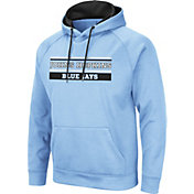 Colosseum Men's Johns Hopkins Blue Jays Columbia Blue Pullover Hoodie
