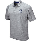Colosseum Men's Old Dominion Monarchs Grey Wedge Polo