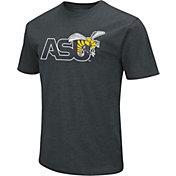 Colosseum Men's Alabama State Hornets Black Dual Blend T-Shirt