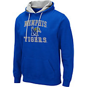 Colosseum Men's Memphis Tigers Blue Pullover Hoodie