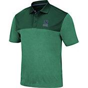 Colosseum Men's Notre Dame Fighting Irish Green Links Polo