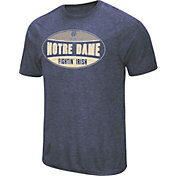 Colosseum Men's Notre Dame Fighting Irish Navy Jenkins T-Shirt