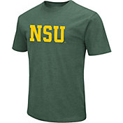 Colosseum Men's Norfolk State Spartans Green T-Shirt