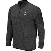 Colosseum Men's South Carolina State Bulldogs Grey Quarter-Zip Pullover