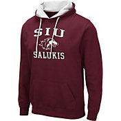 Colosseum Men's Southern Illinois  Salukis Maroon Pullover Hoodie