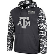 Colosseum Men's Texas A&M Aggies Camo OHT Hawk Pullover Hoodie